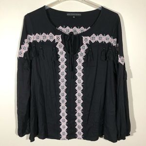 COPY - Torrid Insider Collection Long Sleeve Blou…